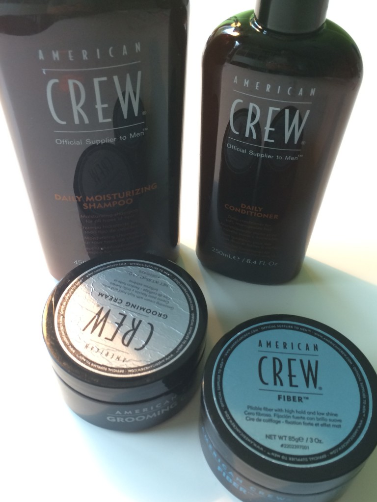 American Crew - Soin des cheveux hommes - Urban Smart Style