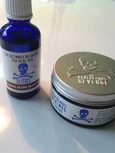 The Bluebeards Revenge : quelques produits d'entretien de la barbe et de cheveux pour hommes.