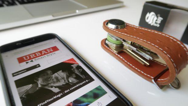 S-key, la clé de l'élégance des accessoire de mode pour hommes