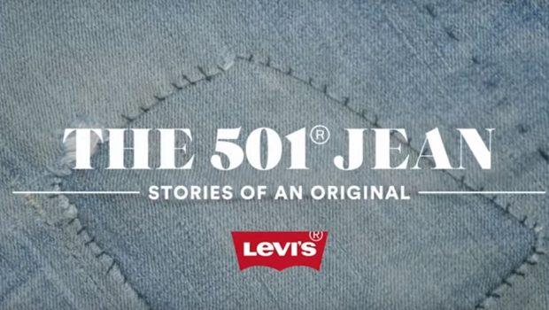 L'histoire du Levi's 501 : documentaire vidéo Youtube